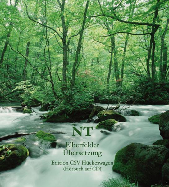 NT - Elberfelder Übersetzung. Edition CSV Hückeswagen - Coverbild