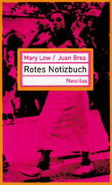 Rotes Notizbuch - Coverbild
