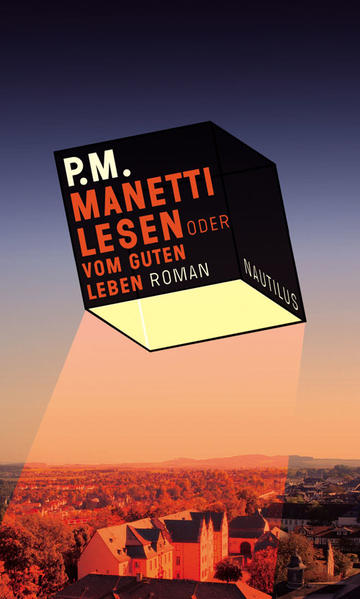 MANETTI LESEN oder VOM GUTEN LEBEN - Coverbild