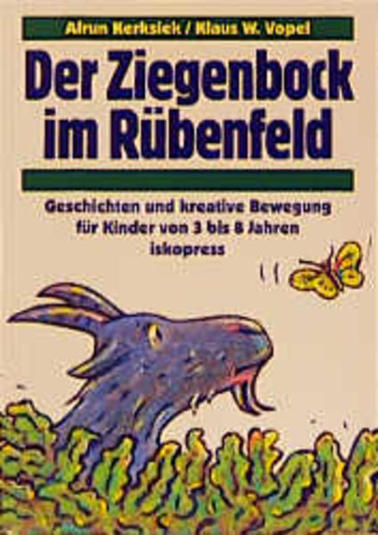 Der Ziegenbock im Rübenfeld - Coverbild