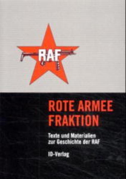 Rote Armee Fraktion - Coverbild
