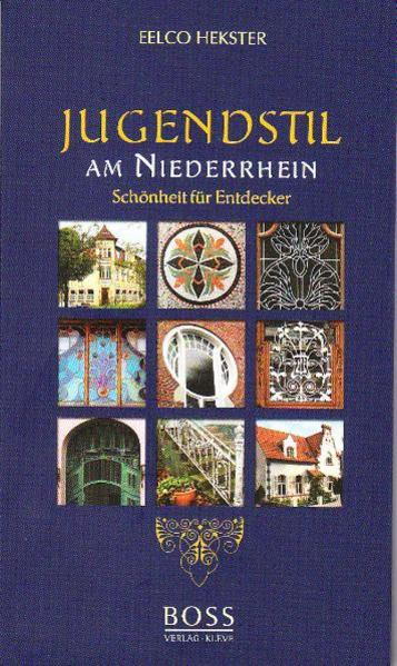 Jugendstil am Niederrhein - Coverbild