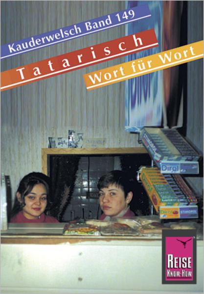Reise Know-How Sprachführer Tatarisch - Wort für Wort - Coverbild