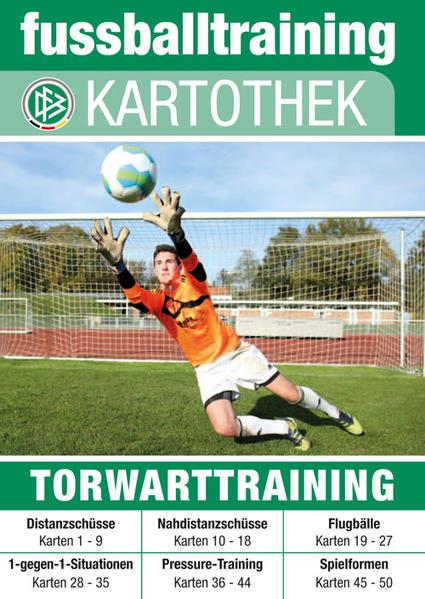 fussballtraining Kartothek - Coverbild