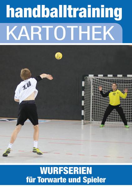 handballtraining Kartothek - Coverbild