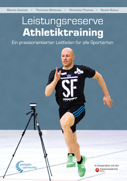 Leistungsreserve Athletiktraining - Coverbild