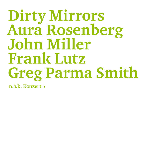 Dirty Mirrors - Coverbild