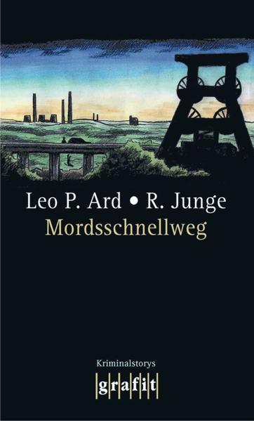 Mordsschnellweg - Coverbild