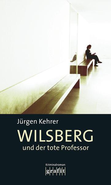 Wilsberg und der tote Professor - Coverbild