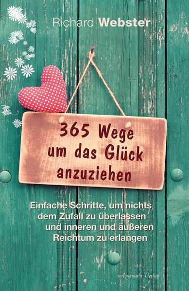 365 Wege um das Glück anzuziehen - Coverbild
