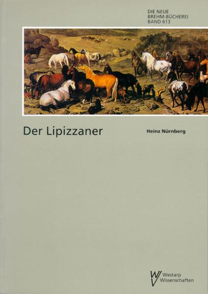 Lipizzaner - Coverbild