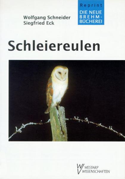 Schleiereulen - Coverbild