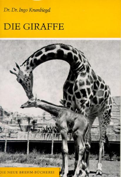 Die Giraffe - Coverbild