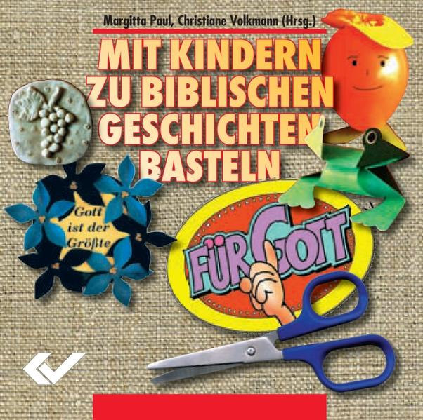 Mit Kindern zu biblischen Geschichten basteln. CD-ROM - Coverbild