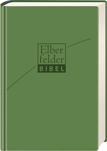 Elberfelder Bibel 2006 - Coverbild