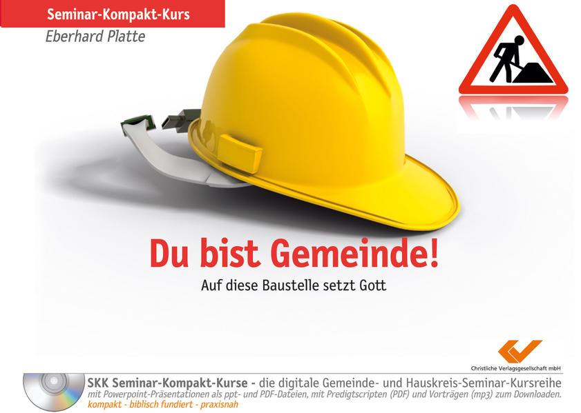 Du bist Gemeinde! - Coverbild