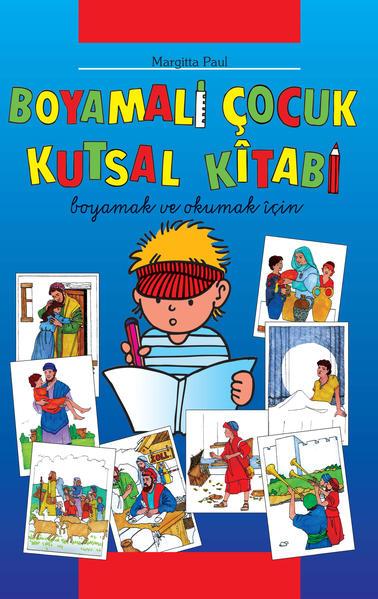 Kinder-Mal-Bibel - Coverbild