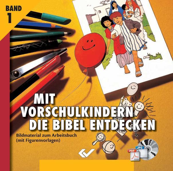 Mit Vorschulkindern die Bibel entdecken CD-ROM1 - Coverbild