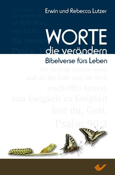 Worte, die verändern - Coverbild