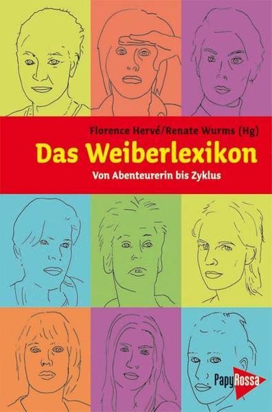 Das Weiberlexikon - Coverbild