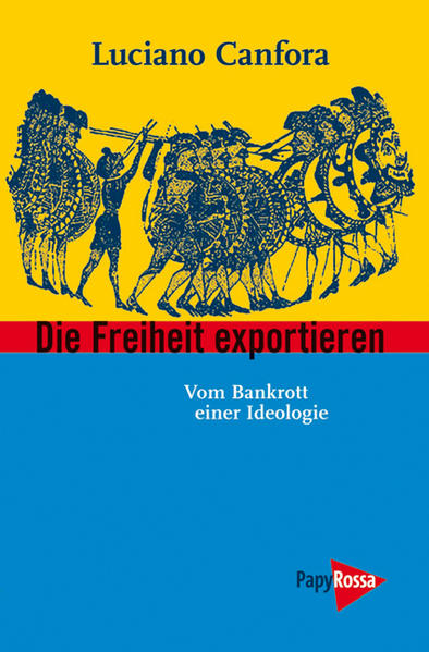 Die Freiheit exportieren - Coverbild