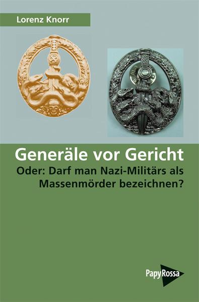 Generäle vor Gericht - Coverbild