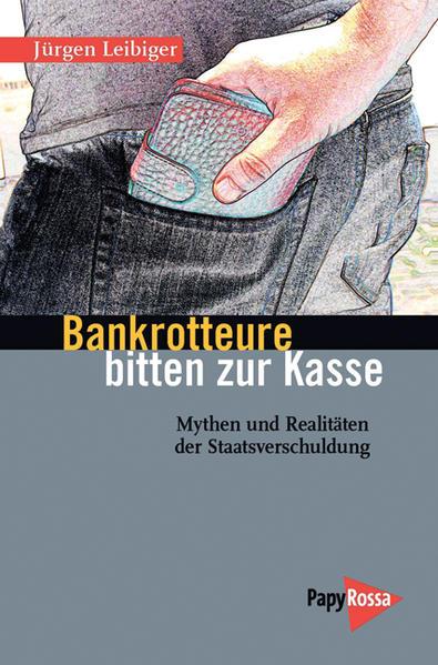 Bankrotteure bitten zur Kasse - Coverbild