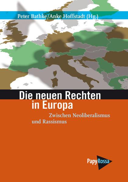 Die neuen Rechten in Europa - Coverbild