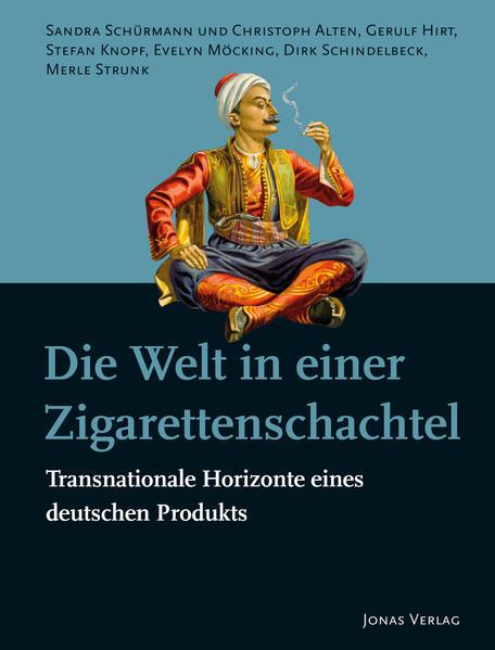 Die Welt in einer Zigarettenschachtel - Coverbild