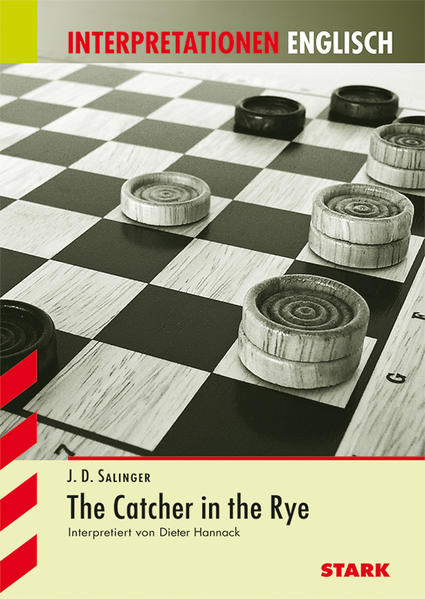 Interpretationen - Englisch Salinger: The Catcher in the Rye - Coverbild