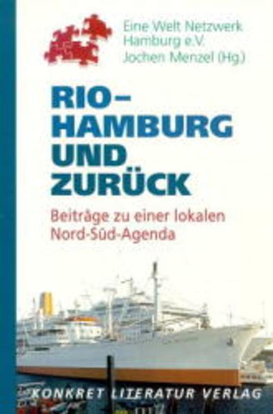 Rio-Hamburg und zurück. Beiträge zu einer lokalen Nord-Süd-Agenda - Coverbild