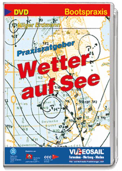 Wetter auf See - Coverbild