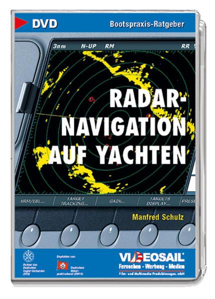 Radar-Navigation auf Yachten - Coverbild