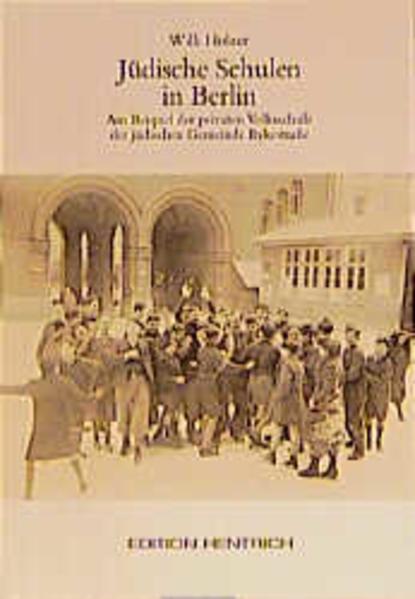 Jüdische Schulen in Berlin - Coverbild
