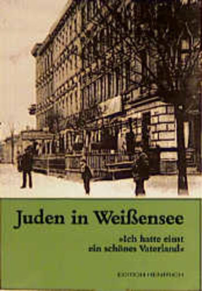 Juden in Weissensee - Coverbild