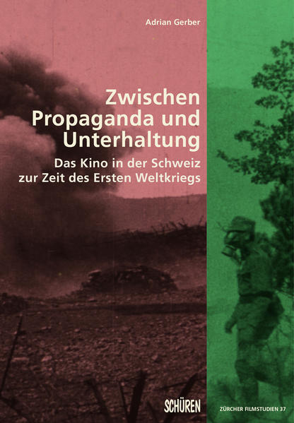 Zwischen Propaganda und Unterhaltung.  - Coverbild