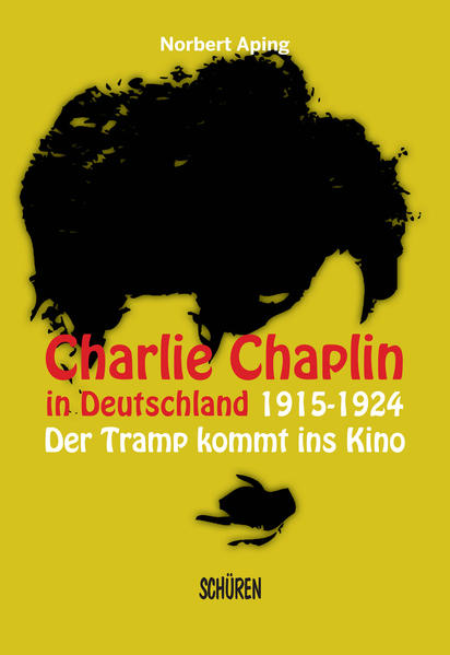Charlie Chaplin in Deutschland - Coverbild
