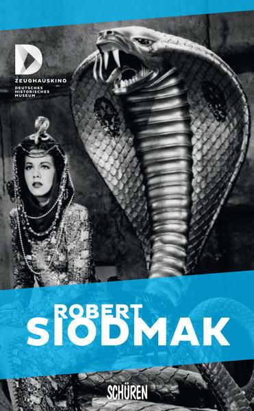Robert Siodmak - Coverbild