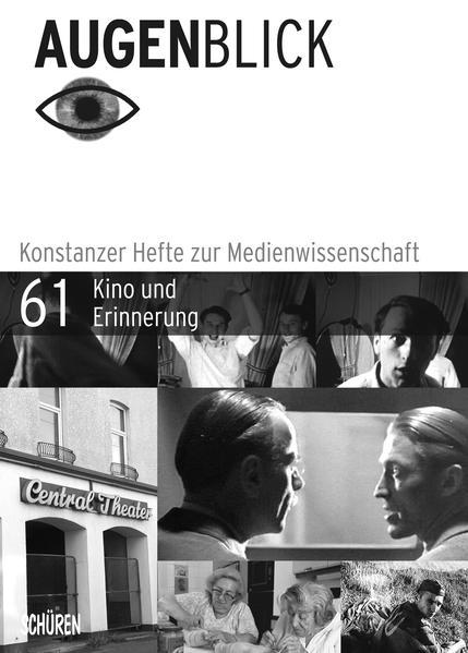 Kino und Erinnerung - Coverbild