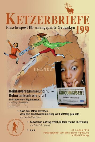 Genitalverstümmelung hui – Geburtenkontrolle pfui! - Coverbild