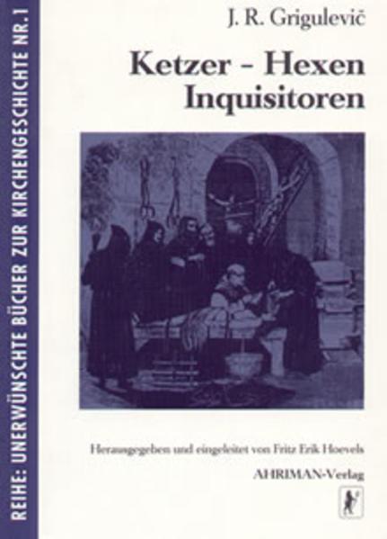 Hexen - Ketzer - Inquisitoren - Coverbild