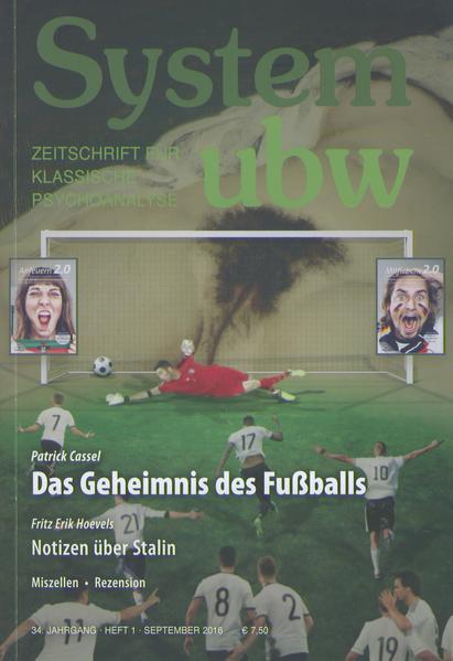 Das Geheimnis des Fußballs - Coverbild