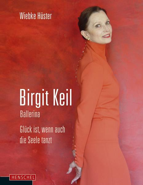 Birgit Keil. Ballerina - Coverbild