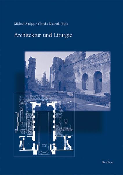Architektur und Liturgie - Coverbild