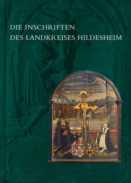 Die Inschriften des Landkreises Hildesheim - Coverbild
