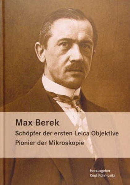 Max Berek - Coverbild