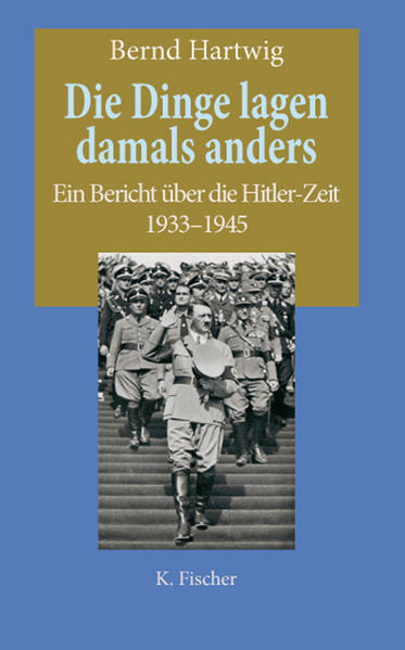 Die Dinge lagen damals anders - Coverbild