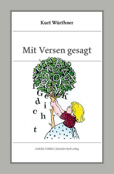 Mit Versen gesagt - Coverbild
