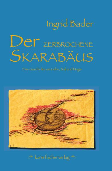 Der zerbrochene Skarabäus - Coverbild