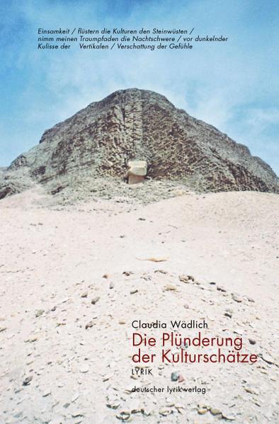 Die Plünderung der Kulturschätze - Coverbild